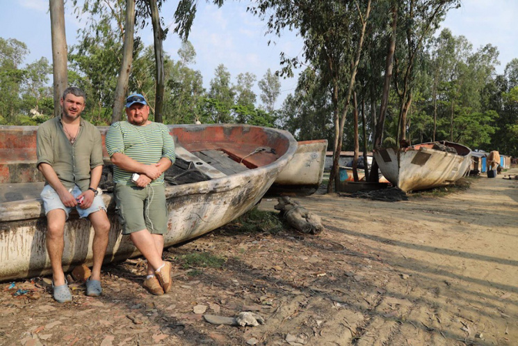 Зятя народной артистки Украины задержали вБангладеш: что обэтом понятно