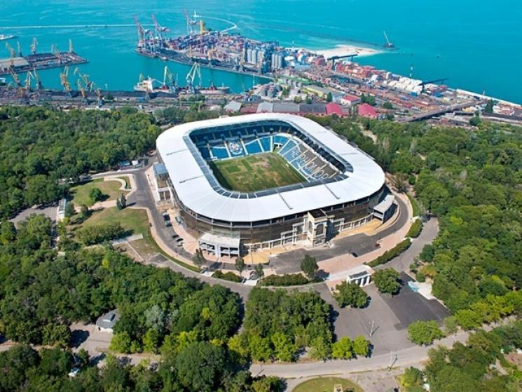 """Справа """"Чорноморця"""": Чи зможе Клімов повернути стадіон через зв'язки в суді"""