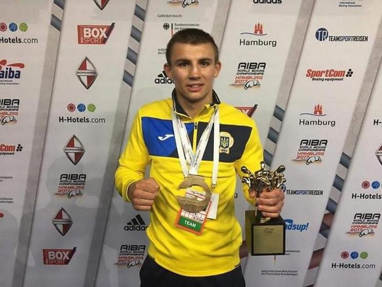 Александр Хижняк— лучший спортсмен Украины впервом месяце осени