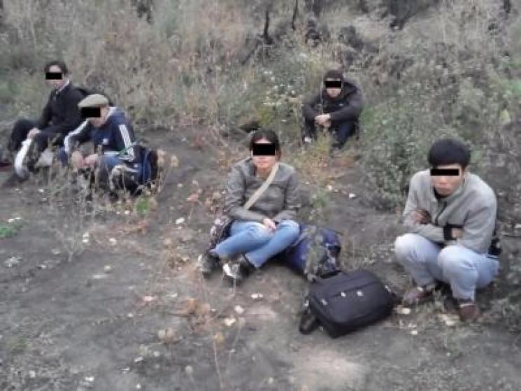Харьковские таможенники задержали мигрантов изВьетнама