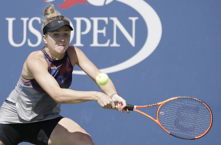 Еліна Світоліна вийшла дочвертьфіналу турніру вПекіні