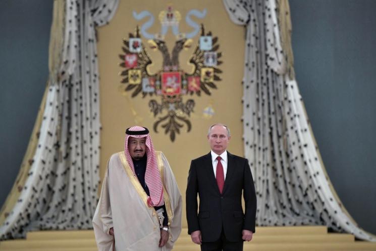 США продадут Саудовской Аравии противоракетные комплексы на $15 млрд