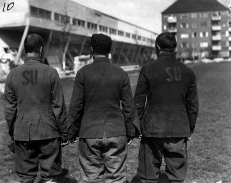 """Крізь сталінське сито: Як на Запоріжжі репатріантів """"фільтрували"""""""