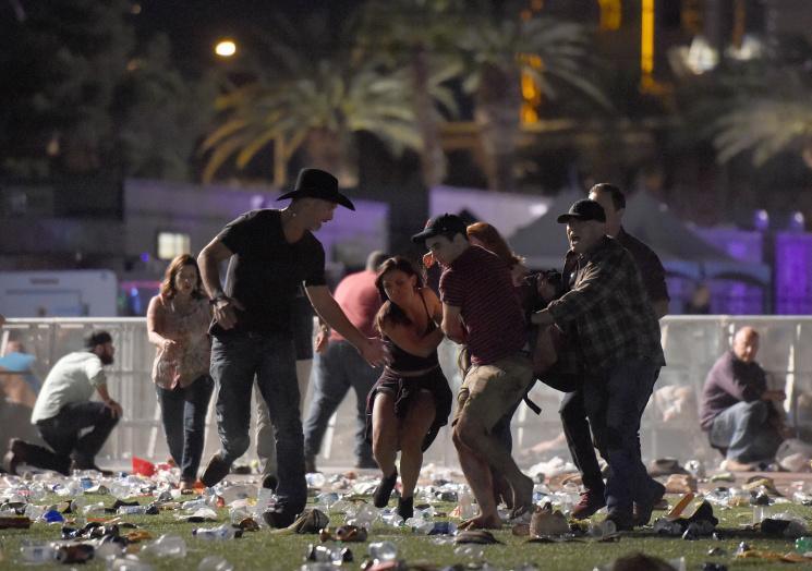 "Поліція знайшла записку із ""завданням"" для стрільця з Лас-Вегаса"