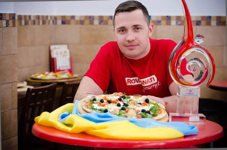 Від хлопчика з села до власника ресторану в Римі: Як українець годує італійців піцою