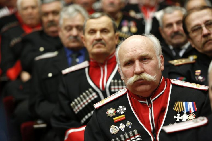 На Росії казачих отаманів змусять звітувати про доходи