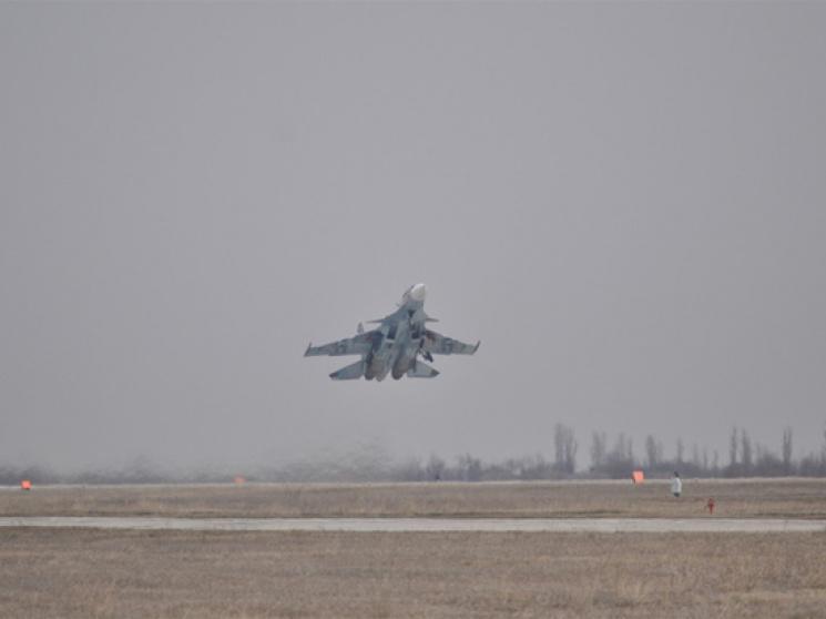 УСирії під час зльоту розбився російський бомбардувальник Су-24