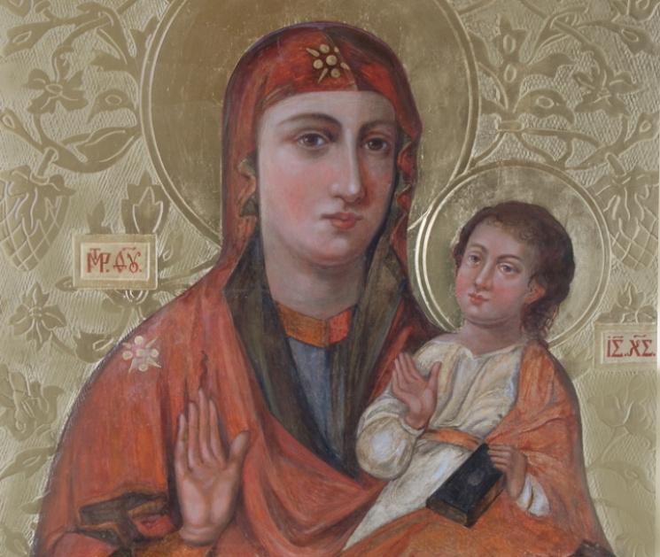 Копію чудотворного образу з Тернопільщини коронують у Ватикані
