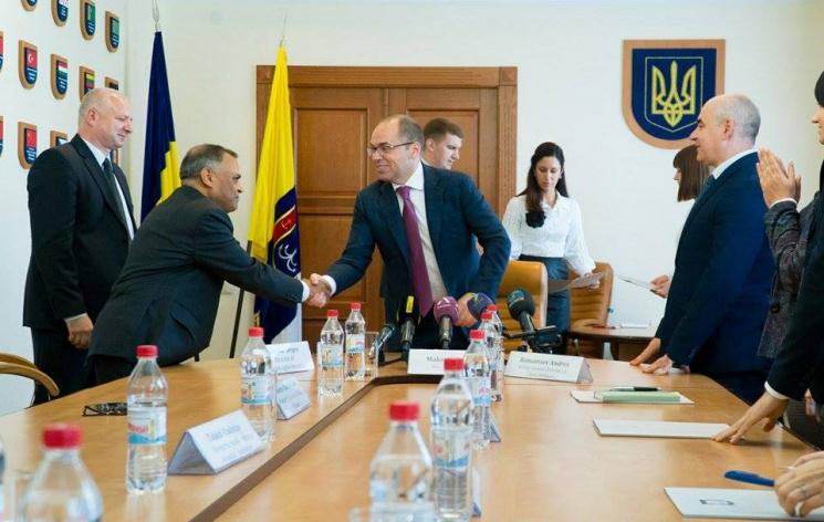 Компании изСингапура иСША построят вУкраинском государстве два завода