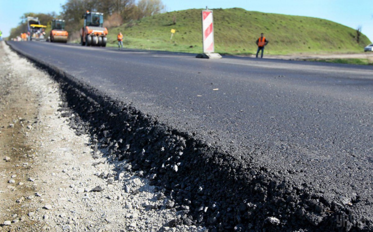 Китайці оновлять автотрасу, що проходить Хмельниччиною та Тернопільщиною