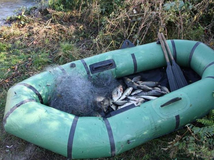 На Полтавщині затримали 59-річного браконьєра
