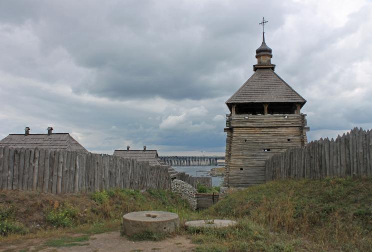 Олександрівська фортеця проти Костянтина…