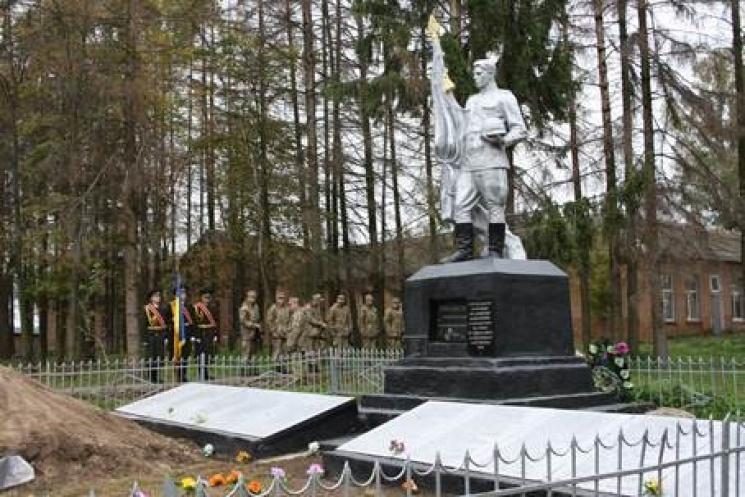 На Житомирщині знайшли останки 65 невідомих вояків Другої світової