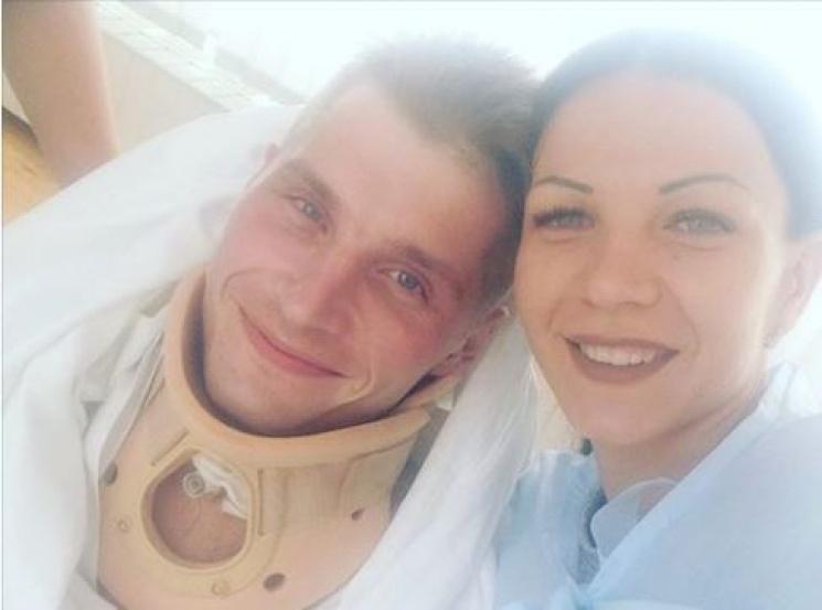 У Кривому Розі суд визнав дружину пораненого на навчаннях журналіста потерпілою