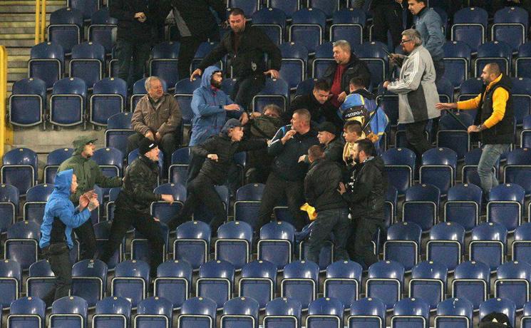 У Дніпрі поліція відкрила кримінальне провадження через бійку на футбольному матчі