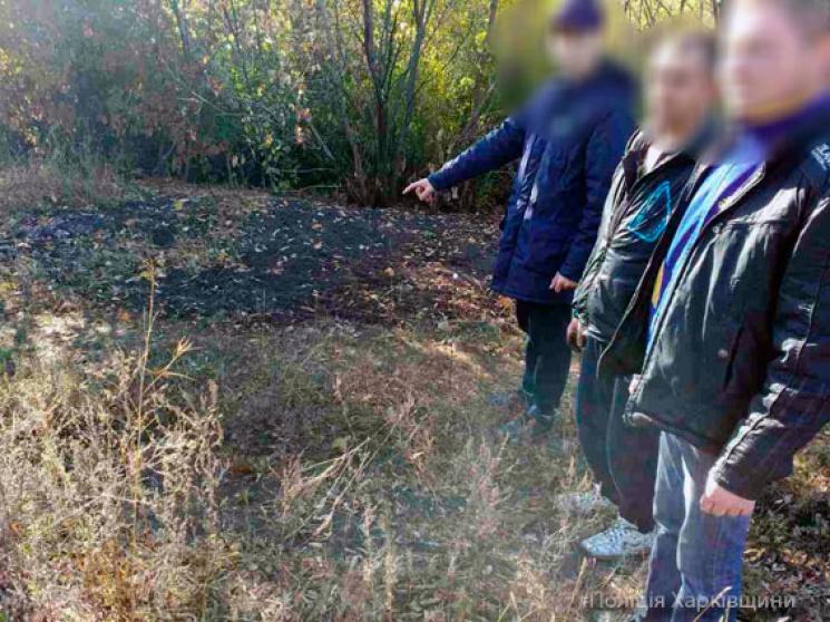 Під Харковом п'яний військовий із ножем накинувся на чоловіка (ФОТО)