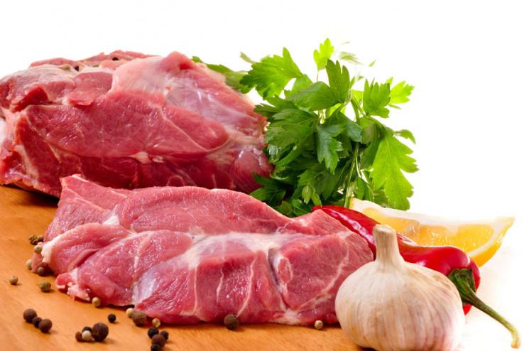 На Харківщині стали виробляти менше м'яса
