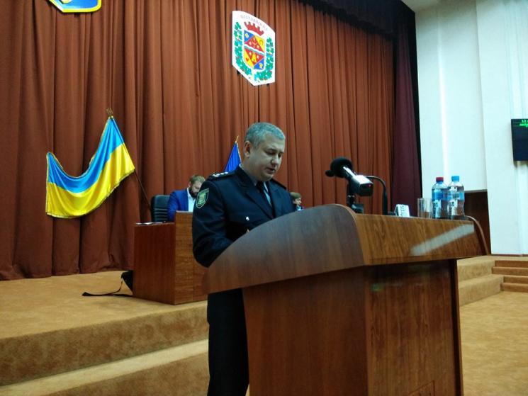 Очільник поліції Полтавщини пообіцяв боротися з підпільними казино