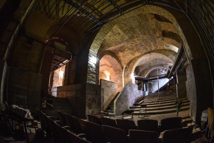 В Одесі планують відкрити підземний театр
