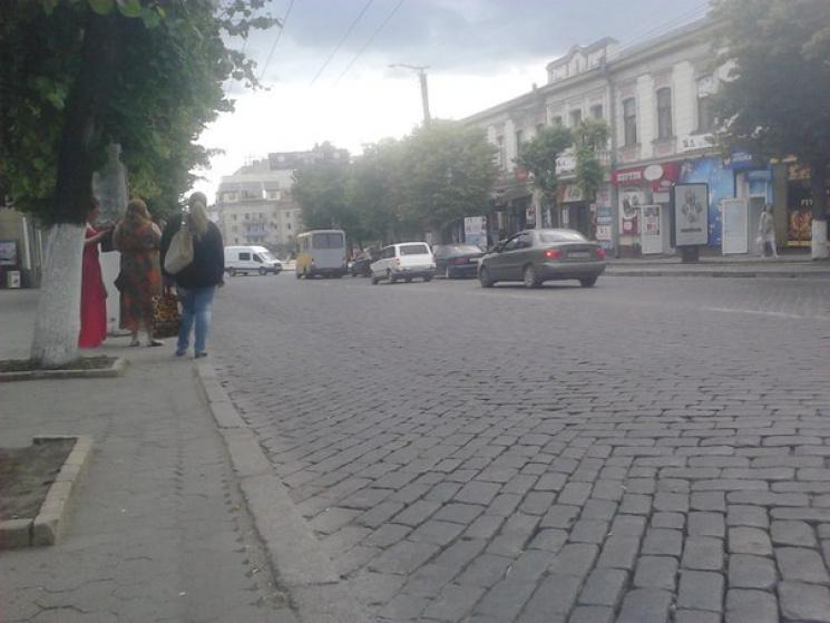 У п'ятницю ввечері центр Кропивницького буде перекритий для транспорту