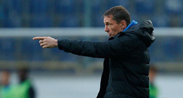 """Тренер """"Дніпра"""" розповів про крила у матчі з """"Дніпром-1"""" і похвалився інтуїцією"""