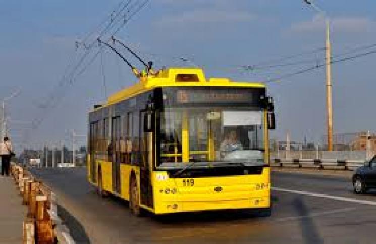 """Для Хмельницького закуповують тролейбуси з російським """"начинням"""""""