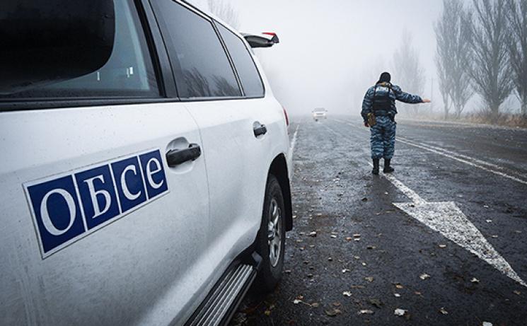 Місія ОБСЄ підтвердила 400 жертв серед цивільних на Донбасі в 2017 році