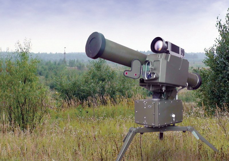"""Український """"Скіф"""" знищує будь-яку бронетанкову техніку світу, - Турчинов (ФОТО)"""