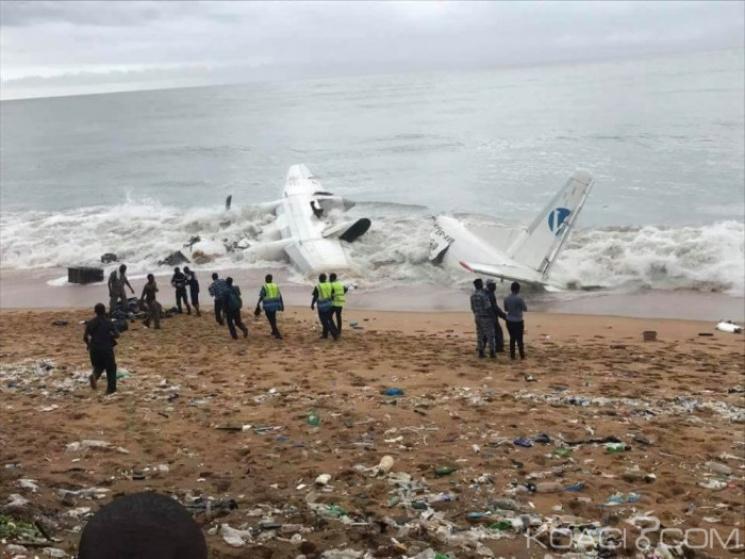 ВАфрике разбился украинский самолет