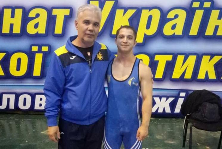 Прикарпатська важкоатлетка Вероніка Івасюк завоювала срібло Чемпіонату Європи