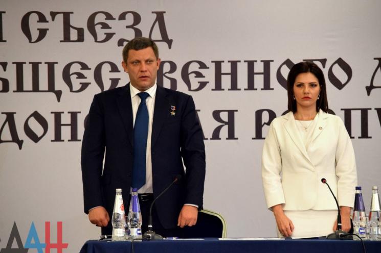 Сурков і Захарченко відкрили уРосії пам'ятник бойовикам Донбасу