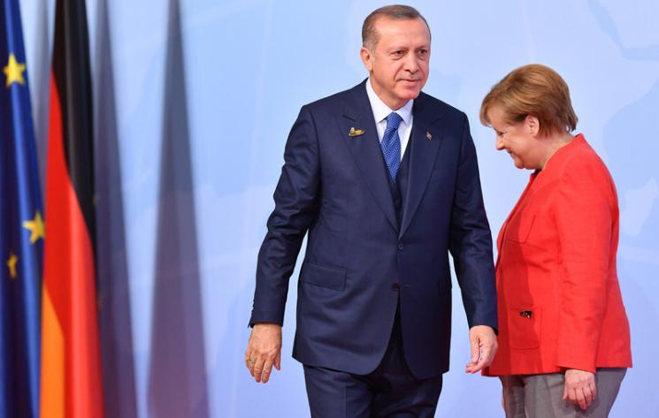 ВУкраинском государстве позапросу Турции задержали гражданина ФРГ