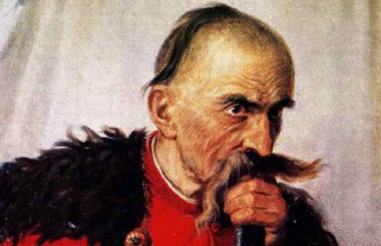 ВБердянске бюст Дзержинского переделали в монумент казацкому гетману