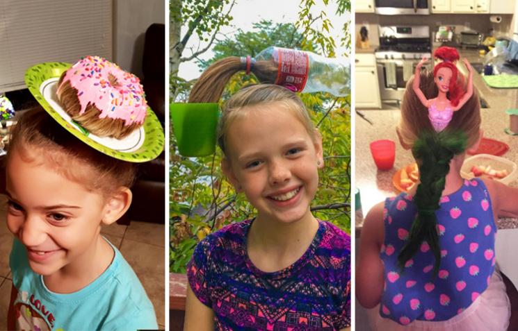 20 детских причесок, в которых родительский креатив немного вышел из-под контроля (ФОТО)
