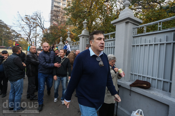 """""""Майдан Реформ"""". Що стоїть за недільним віче Саакашвілі"""