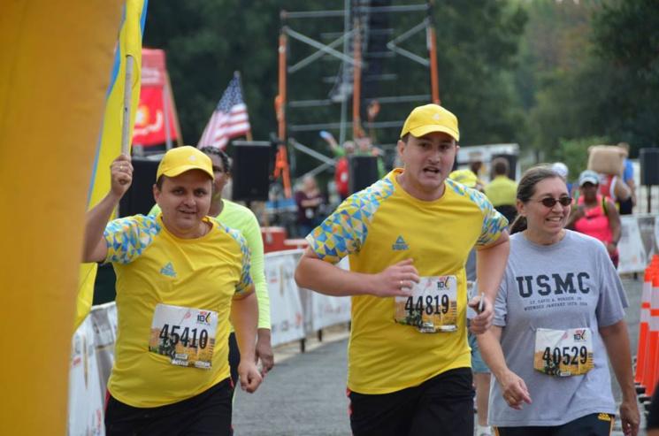 Десятеро незламних: поранені в АТО українці у неділю вийдуть на марафон у США