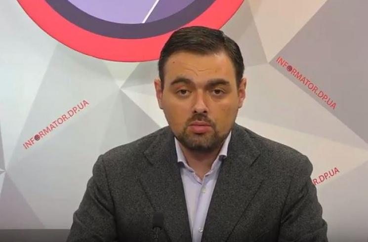 Мишалов объявил о собственной отставке споста секретаря Днепровского горсовета
