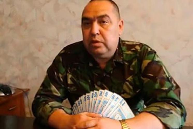 Плотницький вигадав, як вкрасти від 60 до 100 млн рублів