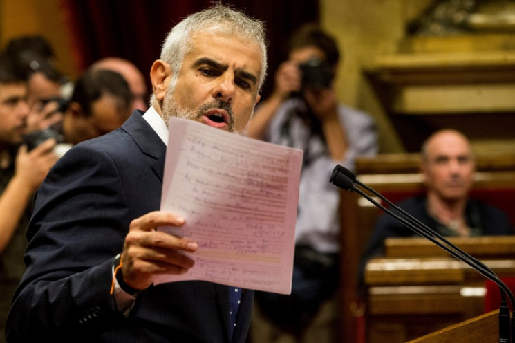 Сенат одобрил прямое правление кабмина Испании вКаталонии