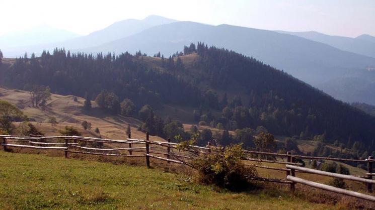 Осінь у високогірному закарпатському селищі Ясіня(ФОТО)