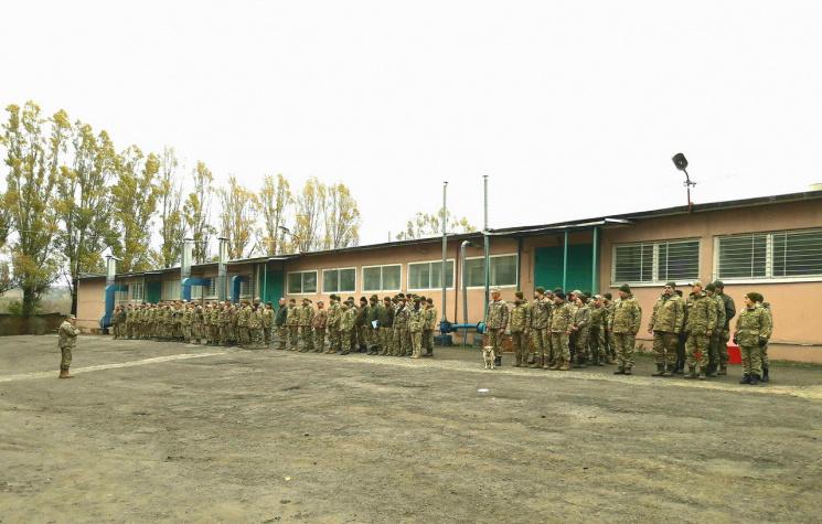 На передову АТО повернулася 54-та бригада, - волонтер