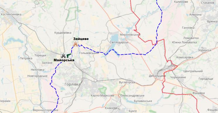Поранені двоє українських військових— Доба вАТО