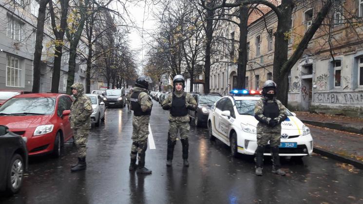 Обшуки у сина Авакова в Харкові: Поліція…