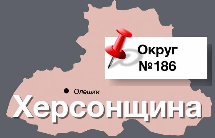 """Округ №186: """"Червоне підчерев'я"""" Хе…"""