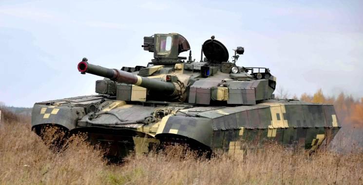 """ЗСУ можуть не чекати танків """"Оплот"""" у 20…"""