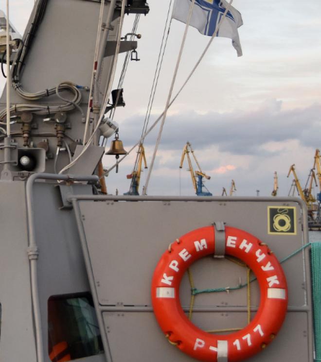 """""""Невидимий"""" український катер налякав росіян в Азовському морі"""