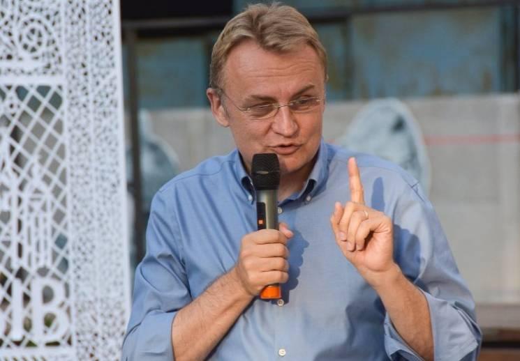 Садовий заявив, що йде у президенти
