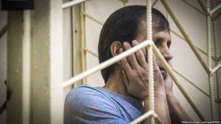 """""""Суд"""" окупантів """"пом'якшив"""" бранцю Кремля Балуху вирок на місяць"""