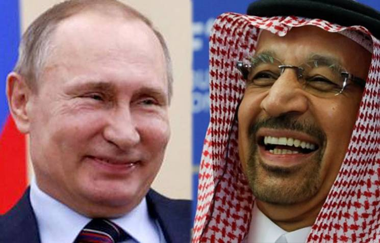 Нафтова змова: Як Росія вирішила добити союзників за допомогою американських санкцій