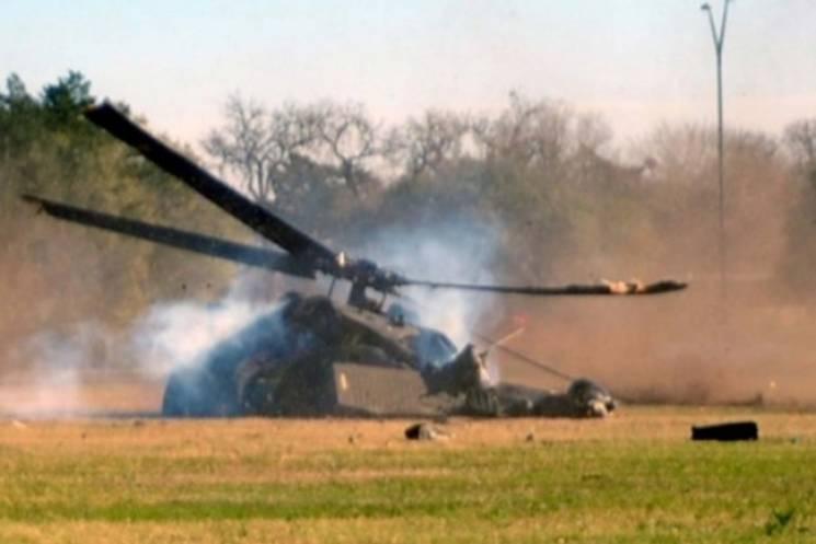 """Відео дня: Як розбився російський вертоліт, а депутатів """"посилають у ср*ку"""""""
